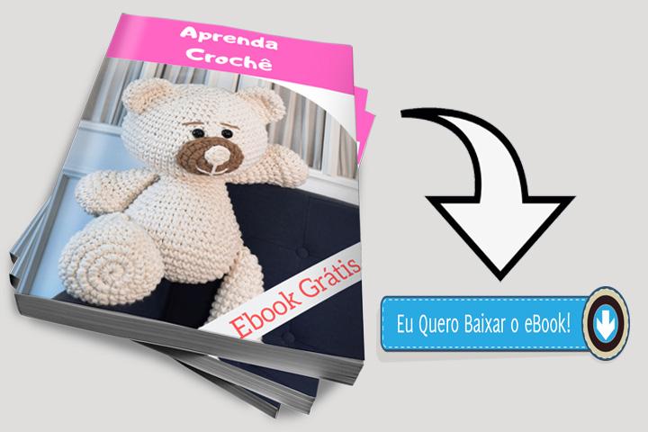baixar ebook croche - 5 Ideias para tapetes