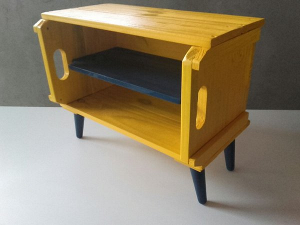 caixote de madeira - 4 ideias de artesanato em madeira
