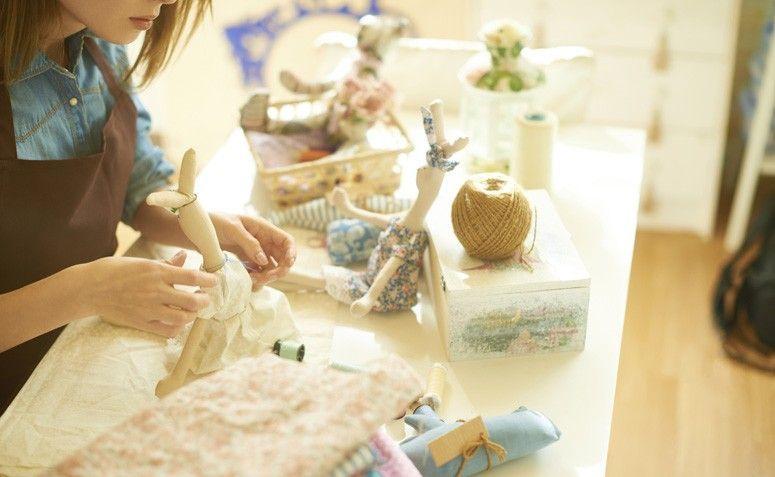 como ser seu proprio patrao fazendo artesanato - Como ser seu próprio patrão fazendo artesanato