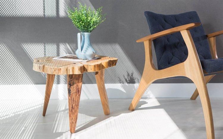 tronco de arvore - 4 ideias de artesanato em madeira