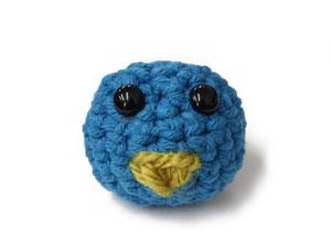 amigurumi6 - Como colocar olhos com trava - Amigurumi Crochê