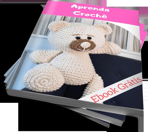 capa3d - Ebook Grátis de Amigurumi