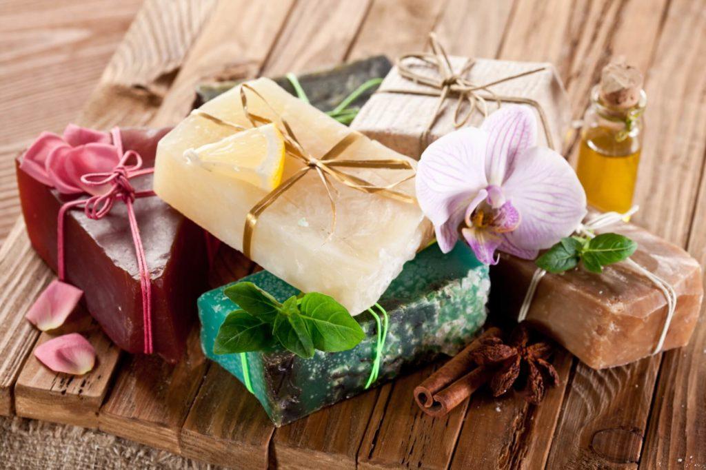 Como fazer sabonete Artesanal de Ervas