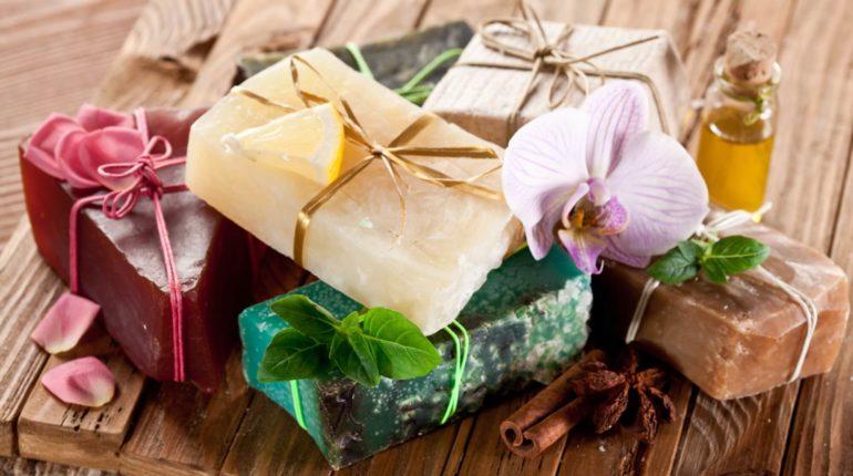 Como fazer sabonete Artesanal de Ervas 770x430 - Como fazer sabonete Artesanal de Ervas