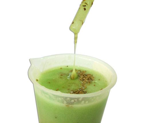 Sabonete liquido esfoliante artesanal 1 573x430 - Sabonete líquido esfoliante artesanal