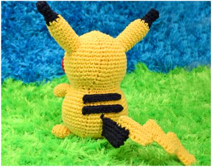 Captura de Tela 2020 02 20 às 18.16.34 - Receita do Amigurumi Pikachu