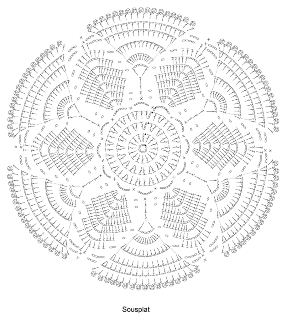 image 5 916x1024 - Gráficos de Sousplat de Crochê